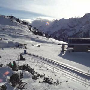 マイヤーホーフェンのスキー場