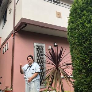 外壁塗装工事完了【綺麗な組合せ】〜相模原・町田の水まわり・外壁屋根リフォーム専門店 リプラス