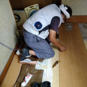 フロアータイルで気分転換〜相模原・町田の水まわり・外壁屋根リフォーム専門店 リプラス