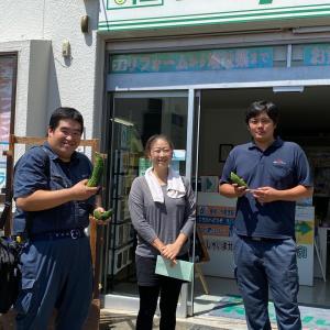 元気出ます夏はコレだね〜相模原・町田の外壁屋根・水廻りリフォーム