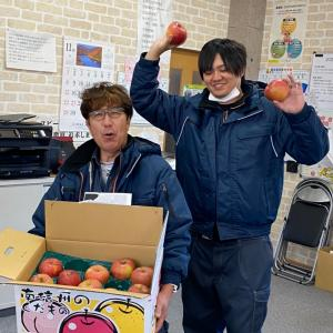 長野の立派なリンゴ〜相模原・町田の外壁屋根・水廻りリフォーム