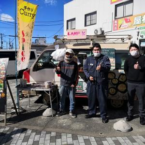 水曜ランチはカレー〜相模原・町田の外壁屋根・水廻りリフォーム