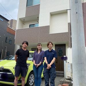 記念撮影〜相模原・町田の外壁屋根・水廻りリフォーム