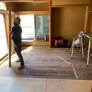 今日から和室を洋室に等快適リフォームスタート〜相模原・町田の外壁屋根・水廻りリフォーム