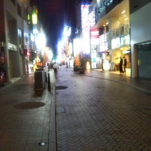 有楽街で中国映画の撮影