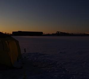 ワカサギ2020 Rd.7 白老 ポロト湖