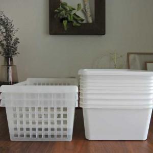 【ダイソー】大量に処分した収納グッズとニトリでキッチン収納の見直し☆