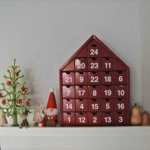 スコープ別注♩アラビア  ルノ フロストベリー発売!と無印のアドベントカレンダー