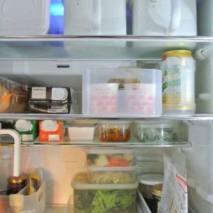 セリア*こんなの待ってた♡待望のサイズで冷蔵庫のスッキリ収納!