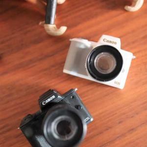 アラフォーが思わずハマったガチャガチャ!Canonミニチュアカメラ