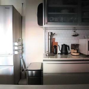 キッチンからなくした無印良品*初心に戻ってシンプル化!