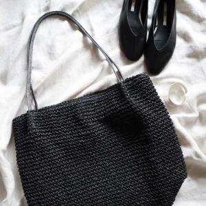 40代ファッション*ZARAのシューズと楽天ランキング1位!のバッグ