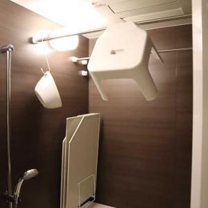 ポチレポ続きとtowerの新商品、バスチェア♩浴室の浮かせる収納【前編】