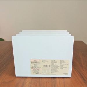 【無印】ファイルボックスの書類整理にプラスしたおススメのもの♪(´▽`*)
