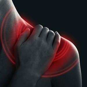 左肩が痛い