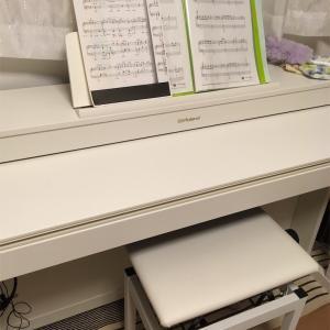 ピアノはじめました。40代からでもきっと遅くないはず。
