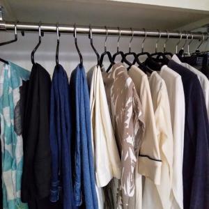 【洋服整理】具体的に必要な数を出す
