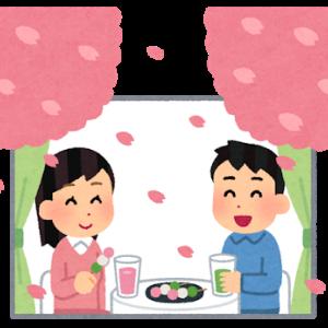 花見 cherry blossoms viewing