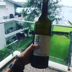 彼女に夢中💚という名のワイン