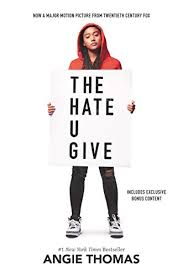 映画にっき The Hate U Give ヘイト・ユー・ギブ