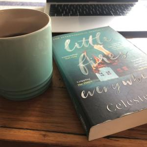 読書にっき|Little Fires Everywhere | Celeste Ng