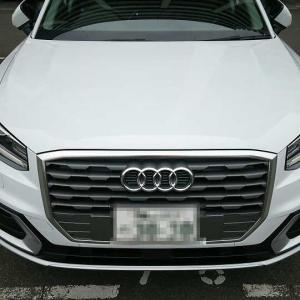 Audi Q2納車