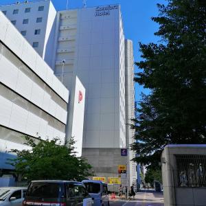 コンフォートホテル札幌すすきの/ホテル法華クラブ札幌