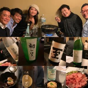 酒サムライのご縁、日本酒のご縁に感謝!