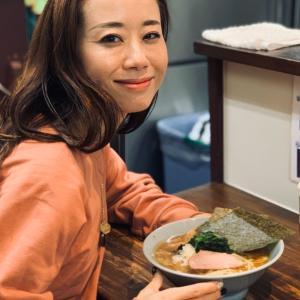 今宵も横浜家系ラーメン 侍へ