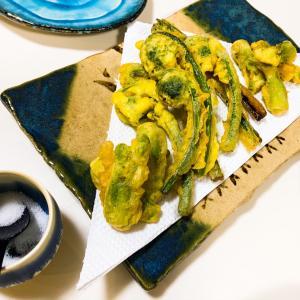 春を先取り♪山菜天ぷら