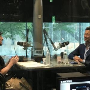 中田英寿さんと三浦知良さんの対談、聴き逃した方はぜひ!