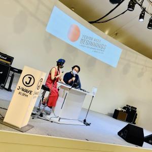 今日のゲストはレフェルヴェソンス生江史伸シェフと「屋守」を醸す豊島屋酒造の田中孝治さんでした!
