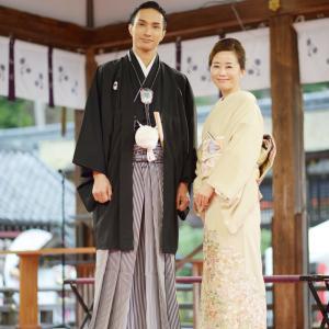 2年前…松尾大社にて酒サムライの叙任式!大好きな日本酒!