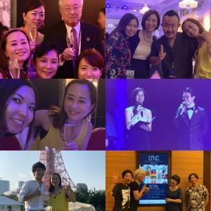 東京ミュージッククルーズ!名渡山遼さん、Salyuさん、八代亜紀さん、orange pekoe❣️