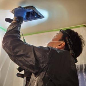天井埋込型 パワフル浴室乾燥暖房機、コンパクトタイプ取付工事