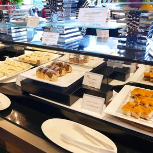 ホテルニューオータニ東京「ガーデンラウンジ」サンドウィッチ&スイーツビュッフェ(2017年12月)