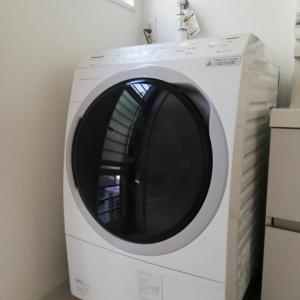 洗濯機が壊れました〜