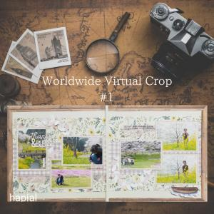 Worldwide Virtual Cropに参加しています。