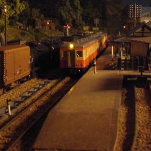 湖南制御⑤ローカル駅列車交換