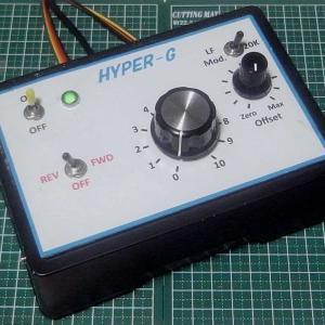 Hyper-Gの事後対応