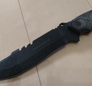 理想のナイフを求めて