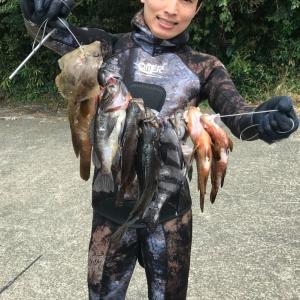 大漁の日本海!【写真多め】