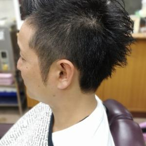 横浜fマリノス・仲川輝人選手風ヘア♪