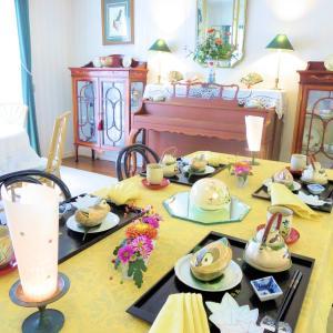 『和食のマナー』を学ぶテーブルコーディネート