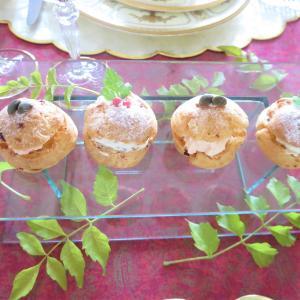 秋の滋味豊かに…11月のお料理教室。『Cooking & Sweets』