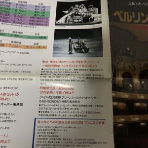 6/5(土)新国カルメン前売り状況