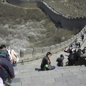 中国体験記 万里の長城はすごい