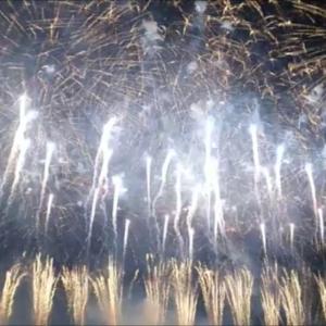 2018年第60回釧新花火大会が盛大に開催されました(北海道釧路市)