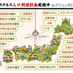 【重要】日本乗っ取り②確実に日本が日本で無くなる日が来る