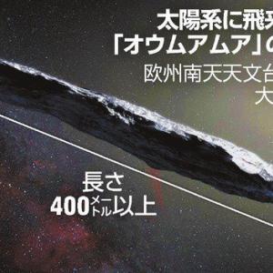地球の起源~宇宙船「オウムアムア」~巨人族「プレ・アダマイト(火星人)」